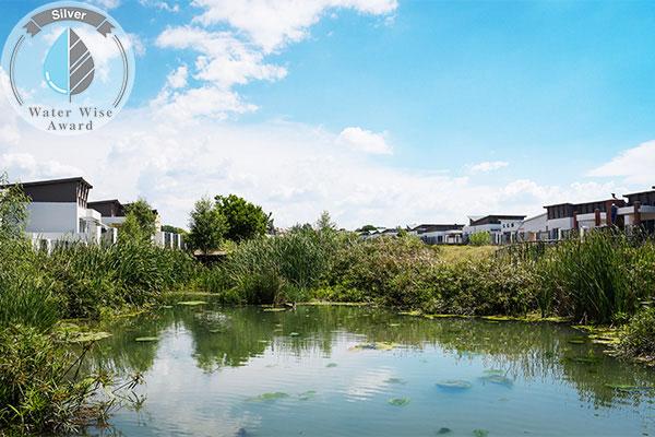 FSG Property Services, Landscaping Division <br/>for<br/> La Vie Nouvelle Retirement Village - Wetland