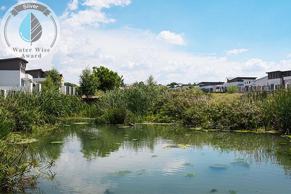 FSG Property Services, Landscaping Division <br/>for<br/> La Vie Nouvelle Retirement Village – Wetland