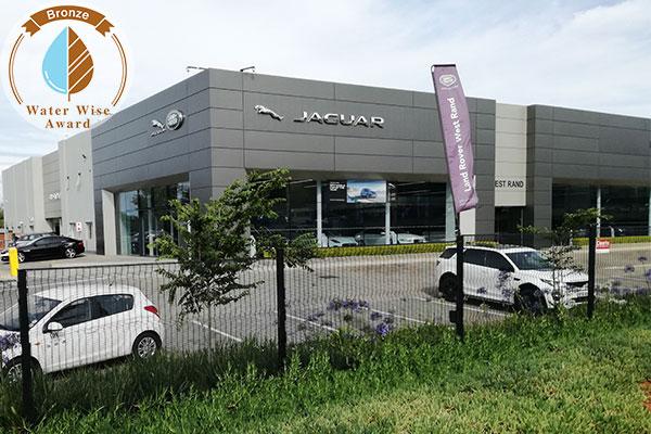 Life Landscapes, a division of Life Green Group <br/>for<br/> Jaguar & Land Rover - West Rand