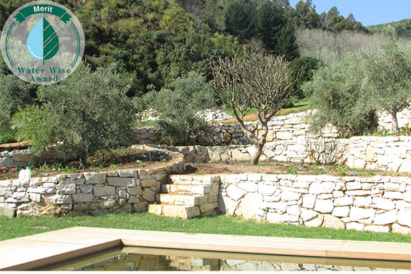 Blue Wood Landscaping <br/>for<br/> Cordoba Wine Estate