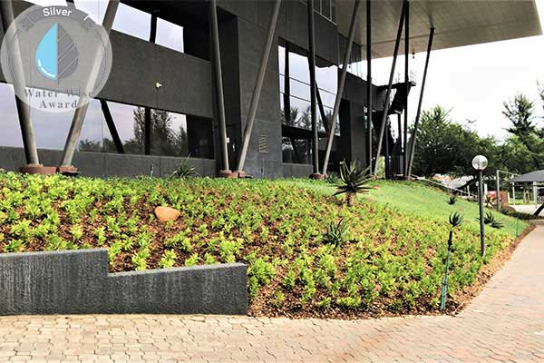 Acton Gardens <br/>for<br/> African Bank Head Office