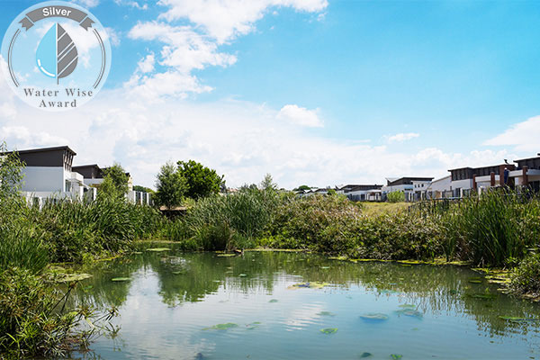 FSG Property Services, Landscaping Division <br/>for<br/> La Vie Nouvelle Retirement Village - Wetland